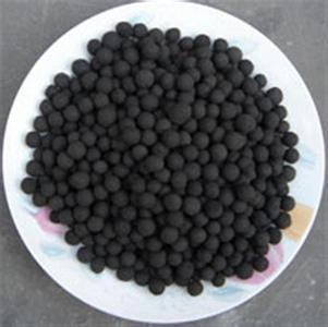 球状活性炭